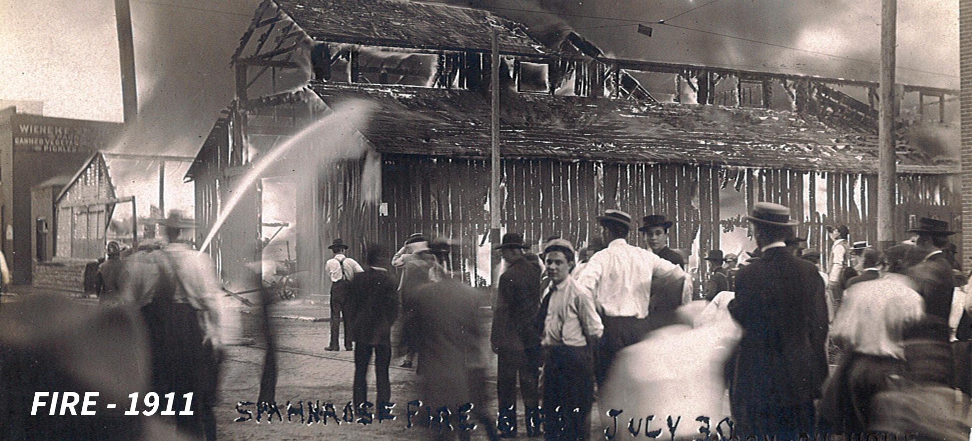 Fire 1911