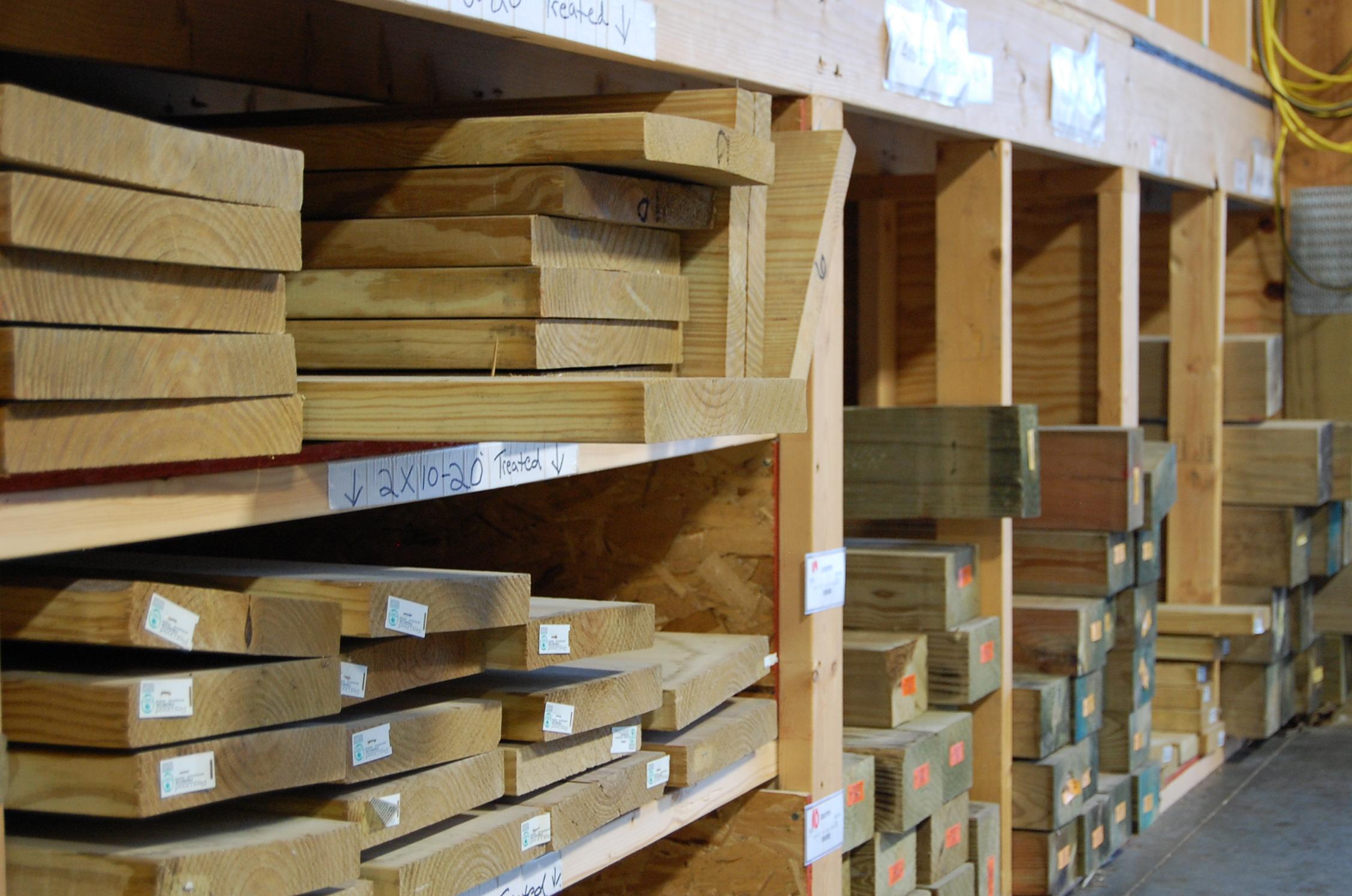 Knoxville Lumberyard