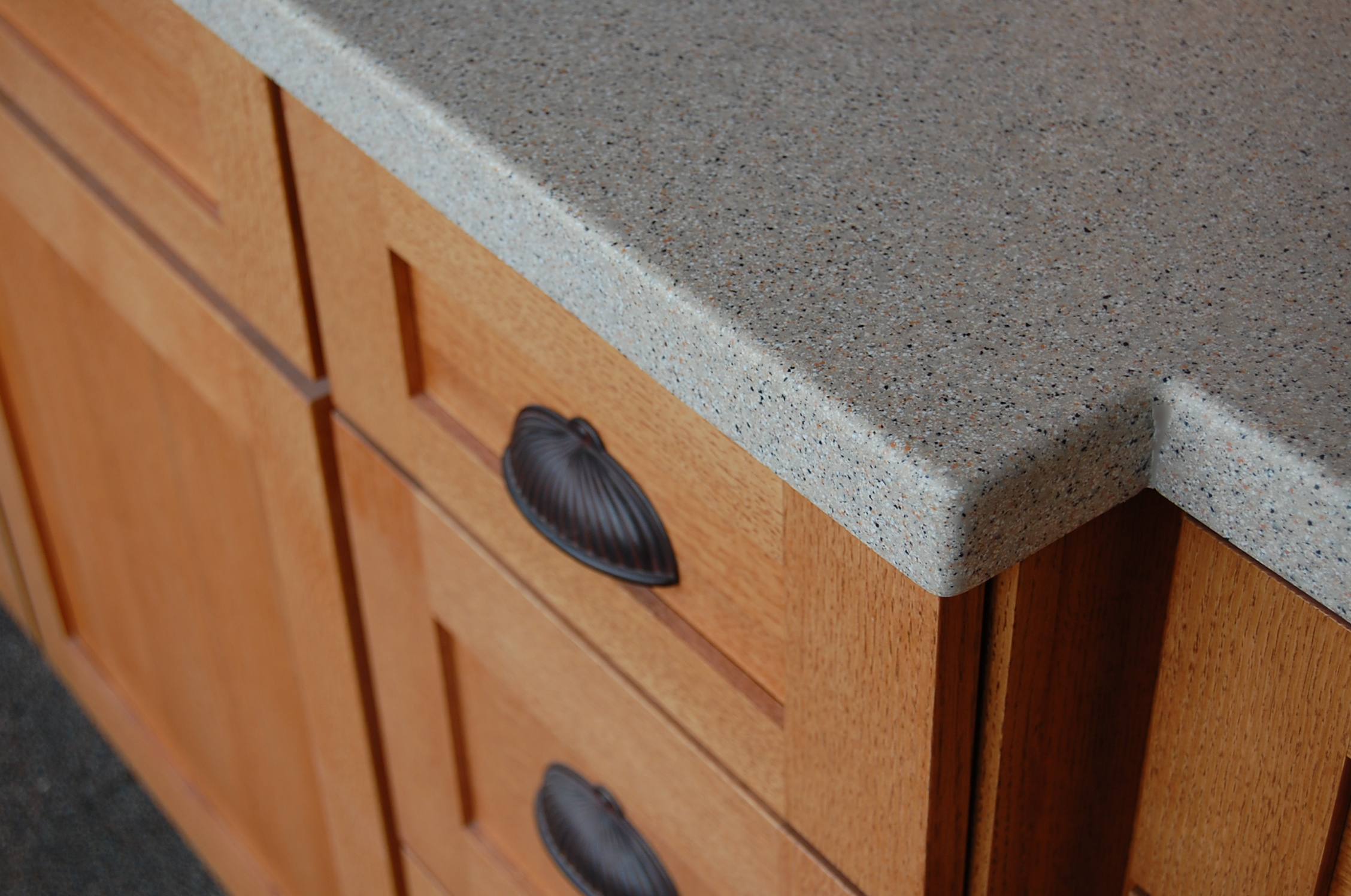 Cabinets and Countertop