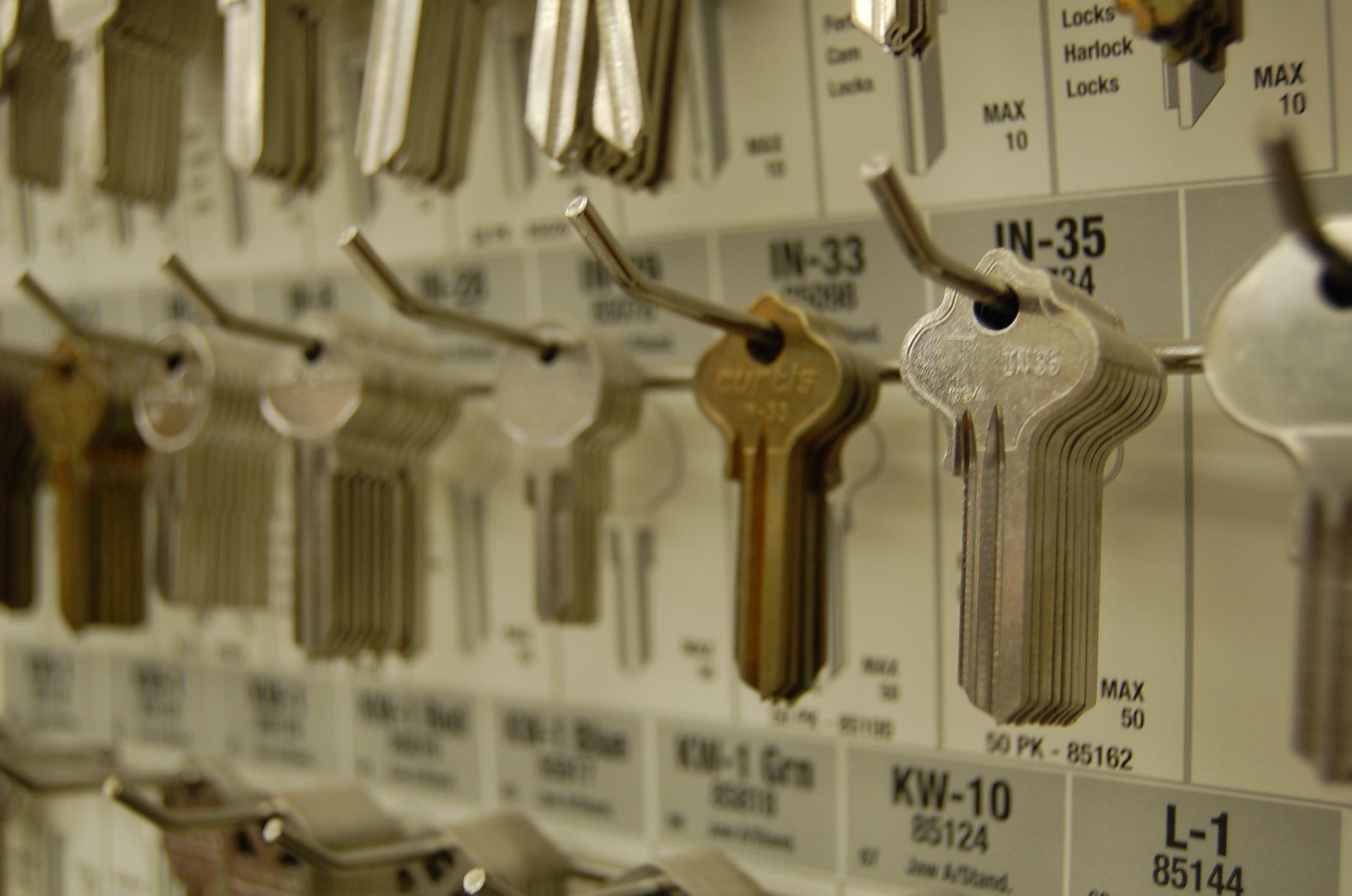 Key Cutting Newton