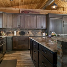 Project by Spahn & Rose DeWitt, Cabinets